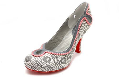 8ca94f76f179d F10599F Ruby Shoo Miley Womens Mid High Heels Mary Janes Court Shoes ...