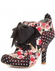 Irregular-Choice-Abigails-Party-Black-Floral-Boots-SIZE-5-0