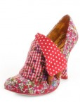 Irregular-Choice-Flick-Flack-Red-Floral-Shoes-SIZE-5-0