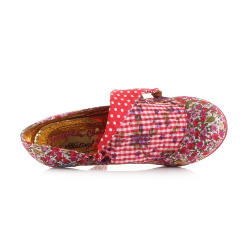 Irregular-Choice-Flick-Flack-Red-Floral-Shoes-SIZE-5-1