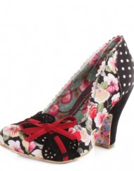 Irregular-Choice-Make-My-Day-Black-Floral-Shoes-SIZE-6.5-EU40-US9-0