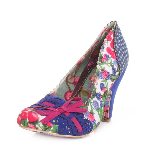 Irregular-Choice-Make-My-Day-Blue-Floral-Shoes-SIZE-4-0