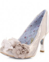 Irregular-Choice-Mrs-Lower-Off-White-Cream-Shoes-SIZE-UK6-EU39-0