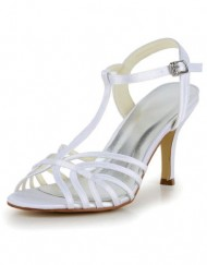 Jia-Jia-Womens-Satin-Kitten-Heel-Open-Toe-Party-Prom-Bridal-Evening-Wedding-Sandals-Color-White-Size-EU39UK6-0
