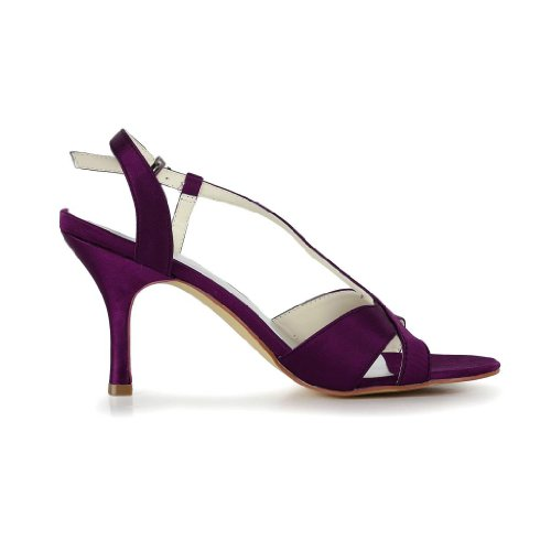 Jia-Jia-Womens-Satin-Kitten-Heel-Open-Toe-Party-Prom-Bridal-Wedding-Sandals-Color-Purple-Size-EU37UK5-2