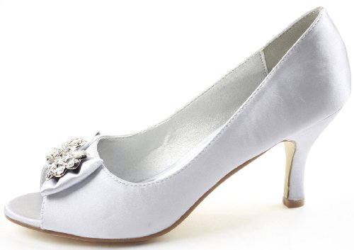 Ladies-Party-Wedding-Bridal-Low-Mid-Kitten-Heels-Prom-Peeptoe-Sandals-Shoes-Size-with-shoeFashionista-Boutique-Bag-0