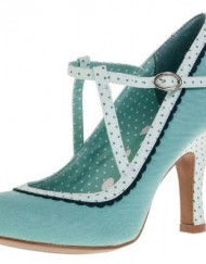 Ruby-Shoo-Jessica-Mint-Polka-Dot-Shoes-0