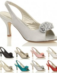 WOMENS-WEDDING-BRIDAL-LADIES-PROM-SHOES-LOW-HEEL-EVENING-SANDALS-SIZE-6-39-0