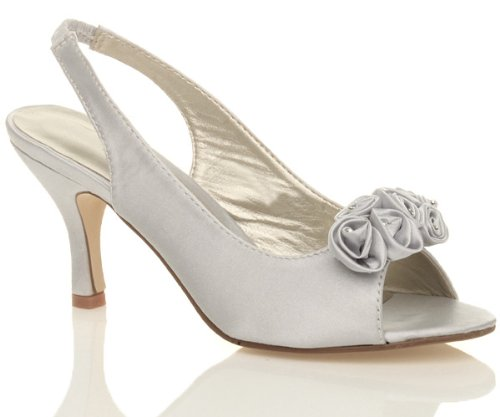 WOMENS-WEDDING-BRIDAL-LADIES-PROM-SHOES-LOW-HEEL-EVENING-SANDALS-SIZE-6-39-1