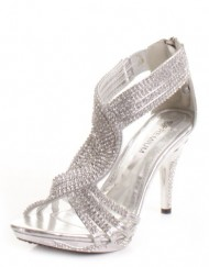 Womens-Diamante-Wedding-High-Heel-Prom-Shoes-SIZE-8-0