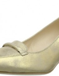 Kennel-und-Schmenger-Schuhmanufaktur-Womens-Selma-Closed-Gold-Gold-taupe-gold-Size-41-0