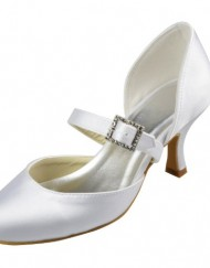 Minitoo-GYAYL249-Womens-Kitten-Heel-Closed-Toe-White-Satin-Evening-Party-Bridal-Wedding-Mary-Jane-Shoes-Pumps-7-M-UK-0