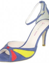 PAUL-AND-JOE-SISTER-Womens-Dorothe-Multicolor-Ankle-Strap-Heels-211804-50-4.5-UK-37-EU-0