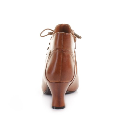 Womens-Hush-Puppies-Vivianna-Tan-Leather-Boots-SIZE-6-2