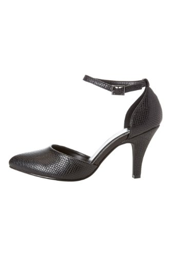 Roman-Originals-Womens-Footwear-Snake-Print-Court-Shoe-Pointed-Toe-Heeled-Court-Shoe-Classic-Stylish-Closed-Toe-Comfortable-Casual-Smart-Office-Work-Wear-Party-Going-Out-Special-Occasion-Snake-Texture-Printed-Ladies-Shoes-Black-Size-6-1