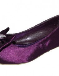 Ladies-Womens-Purple-Low-Heel-Peep-Toe-Evening-Wedding-Party-Prom-Shoes-5-Purple-0