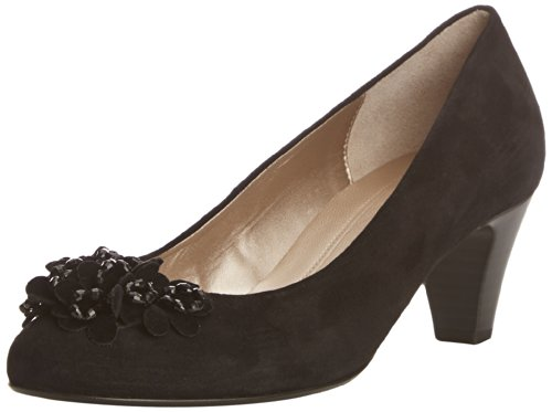 Gabor-Womens-Alentjo-S-Court-Shoes-95.202.17-Black-4.5-UK-37.5-EU-0