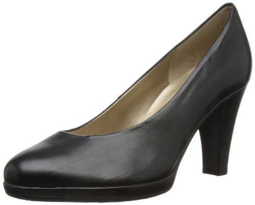 Gabor-Womens-Soria-L-Court-Shoes-85.220.27-Black-8-UK-42-EU-0