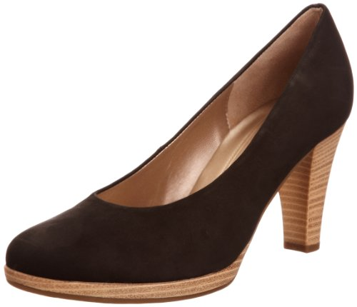 Gabor-Womens-Soria-N-Court-Shoes-85.220.17-Black-5.5-UK-38-EU-0