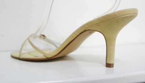 TED-BAKER-Yellow-Suede-Leather-Open-Shoes-Sandals-Size-7-Eu40-2