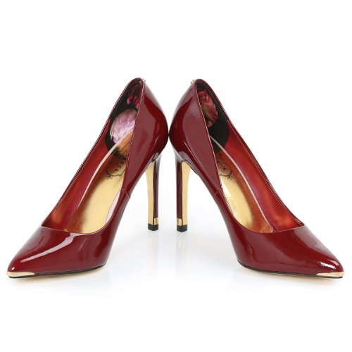 Ted-Baker-Neevo-Dark-Red-Court-Shoes-UK-6-1