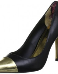 Ted-Baker-Womens-Saysa-BlackMetallic-Special-Occasion-Heels-9-12365-6-UK-0