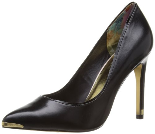 Ted-Baker-Womens-Thaya-Fashion-court-shoes-913018-Black-6-UK-39-EU-0