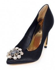 Ted-Baker-Womens-Torela-Satin-Jewel-Encrusted-High-Heel-Court-Shoe-Black-Size-7-0