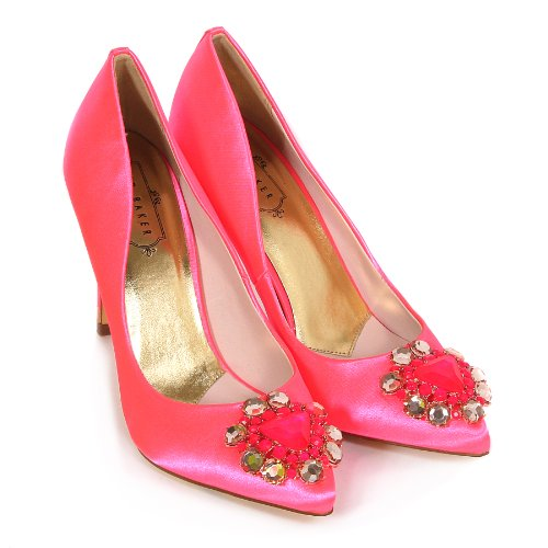 Ted-Baker-Womens-Torela-Satin-Jewel-Encrusted-High-Heel-Court-Shoe-Pink-Size-6-1
