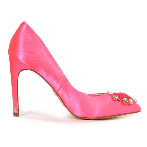 Ted-Baker-Womens-Torela-Satin-Jewel-Encrusted-High-Heel-Court-Shoe-Pink-Size-6-2