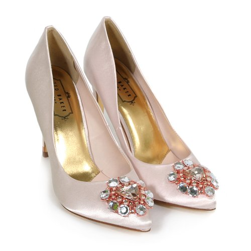 Ted-Baker-Womens-Torela-Satin-Jewel-Encrusted-High-Heel-Court-Shoe-Nude-Size-8-1
