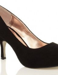 WOMENS-LADIES-LOW-MID-HEEL-PUMPS-CONCEALED-PLATFORM-WORK-COURT-SHOES-SIZE-6-39-0