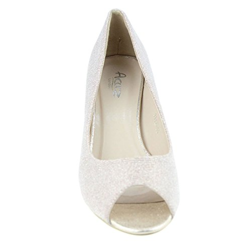 Aarz-Women-Evening-Courts-Low-Kitten-Heel-Open-Toe-Sandals-Wedding-Party-Shoes-SizeSilverGoldChampagne-7-Champagne-2